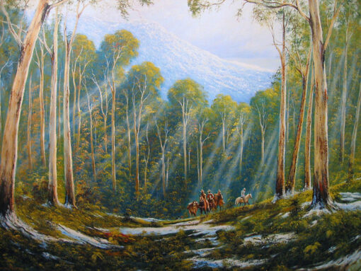 morpeth art gallery, hunter valley, newcastle, nsw, investment art, fine art, original, artwork, collector, investment, artist, oil, landscape, australian bush, sheep, cattle, rays of light, kevin best, stretched canvas, light, outback, high country, muster