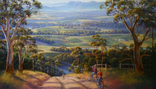 morpeth art gallery, hunter valley, newcastle, nsw, investment, fine, original, artwork, collector, artist, artists, investment, oil, stretched canvas, canvas board, blue mountains, megalong valley, barrington, paterson, vacy, wallabadah, murrurundi, placemats, coasters, cinnamon, hale imports, australian art gifts, journey through times, blue mountains, grose valley, macleay valley, Nambucca, night scenes, Jamison valley, cox's river, Gloucester, werris creek blackheath, turon river, Sofala, journey through time, vineyard visa, hunter valley, vine country, blue mountains magic, masterclass, australian art gifts