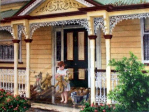 morpeth art gallery, hunter valley, newcastle, nsw, investment, fine, original, artwork, collector, artist, artists, investment, wildlife, australia's only living master, gordon hanley, watercolour, art renewal centre, nostalgia, placemats, coasters, cinnamon, hale imports, jigsaw puzzles, teddies wash day, fishing, golf, bear picnic, artist, prints, published