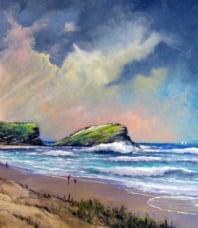Sandbar Beach
