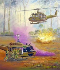 Hot Extraction Vietnam by John Bradley Giclee