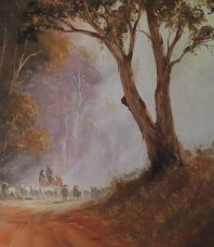 Rays of Dust Limited Edition Print by Kevin Best OAM