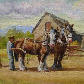 morpeth art gallery, hunter valley, newcastle, nsw, investment art, fine art, original, artwork, collector, investment, artist, portrait, oil, stretched canvas, at the start of the day, john cornwell, canvas board, wildlife, landscape, acrylic, artists