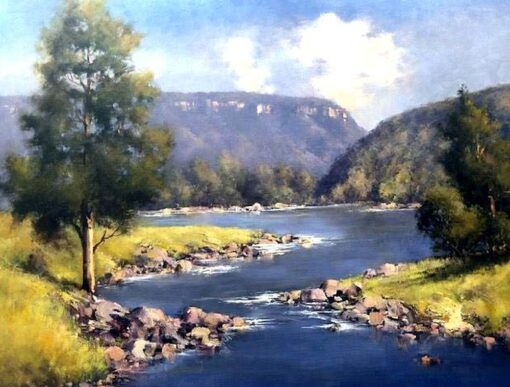 morpeth art gallery, hunter valley, newcastle, nsw, investment art, fine art, original, artwork, collector, investment, artist, oil, sofala, kangaroo valley, bellingen, gloucester, macleay valley, hill end, board, stretched canvas, landscape, seascape, figurative, macleay river, clouds, cloud, australian art gifts,