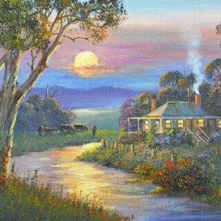 morpeth art gallery, hunter valley, newcastle, nsw, investment, fine, original, artwork, collector, artist, artists, investment, oil, stretched canvas, canvas board, blue mountains, megalong valley, barrington, paterson, vacy, wallabadah, murrurundi, placemats, coasters, cinnamon, hale imports, australian art gifts, journey through times, blue mountains, grose valley, macleay valley, Nambucca, night scenes, Jamison valley, cox's river, Gloucester, werris creek blackheath, turon river, Sofala, journey through time, smokey sunset paterson, blue mountains magic, masterclass, australian art gifts