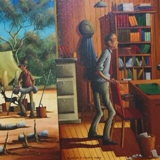 morpeth art gallery, hunter valley, newcastle, nsw, investment art, fine art, original, artwork, collector, investment, artist, oil, watercolour, story teller, australiana, yesteryear, the old days, icon, yarns, australian iconic artist, board, stretched canvas, watercolours, watercolour, cobb and co, bradford exchange, waltzing matilda, gold medallions, gold coins, limited edition, verses from clancy of the overflow, retrospective, australian art gifts, nostalgia