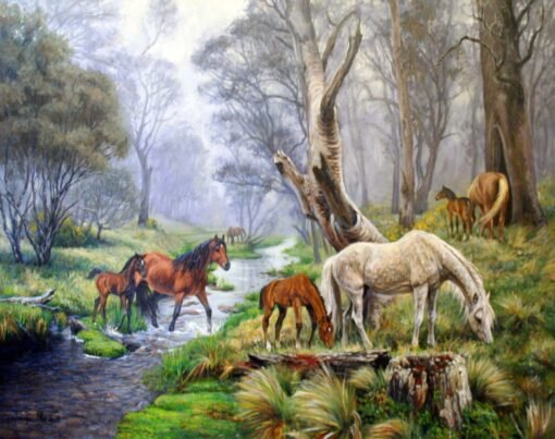 morpeth art gallery, hunter valley, newcastle, nsw, investment art, fine art, original, artwork, collector, investment, master pastellist, military specialist, animals, portraits, equine, military, pastel, watercolour, oil, board, stretched canvas, pastel society of australian, giclee reproductions, calgary stampede, illustrator, horse, horses, great war, great war memorabilia, charge of beersheba, mountain brumby country, soldier on, australian light horse, great war