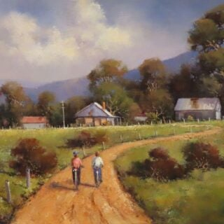 morpeth art gallery, hunter valley, newcastle, nsw, investment art, fine art, original, artwork, collector, investment, artist, oil, sofala, kangaroo valley, bellingen, gloucester, macleay valley, hill end, board, stretched canvas, landscape, seascape, going home, figurative, clouds, cloud, australian art gifts,