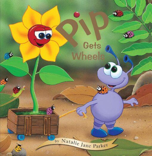 Book - Pip Gets Wheels -