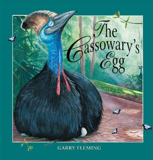 Book - The Cassowary Egg -