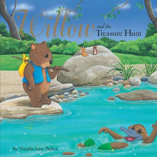Book - Willow and the Treasure Hunt -