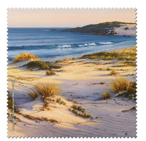 Robyn Collier - Golden Afternoon Microfibre Cloth -