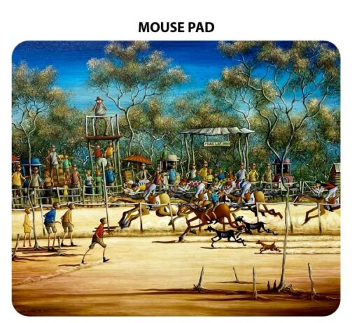 Max Mannix - Too Close to Call Microfibre Mouse Pad -