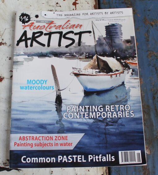 morpeth art gallery magazine australian artist june 2017 396 gordon hanley