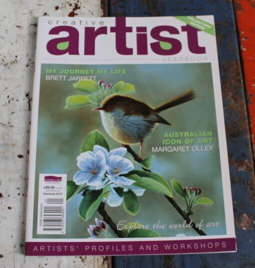 morpeth art gallery magazine creative artist 2016 yearbook brett jarrett