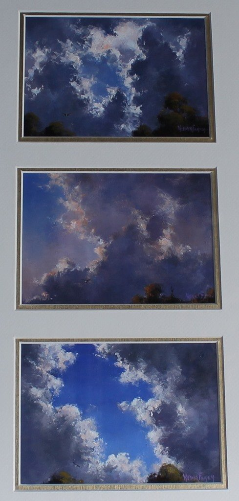 morpeth art gallery werner filipich cloudscape new image