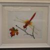 morpeth art gallery hunter valley gordon hanley fiery flight reflections enchantment reproduction print
