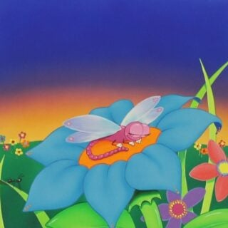 morpeth gallery art natalie jane parker children's book image dizzy dragonfly saves the day