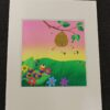 morpeth art gallery hunter valley natalie jane parker curly caterpillar five bees original painting childrens book image