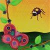 morpeth art gallery hunter valley natalie jane parker childrens book author butterfly spider web original
