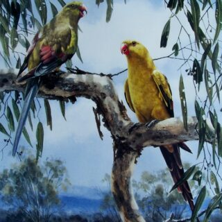 Giclee Reproduction -